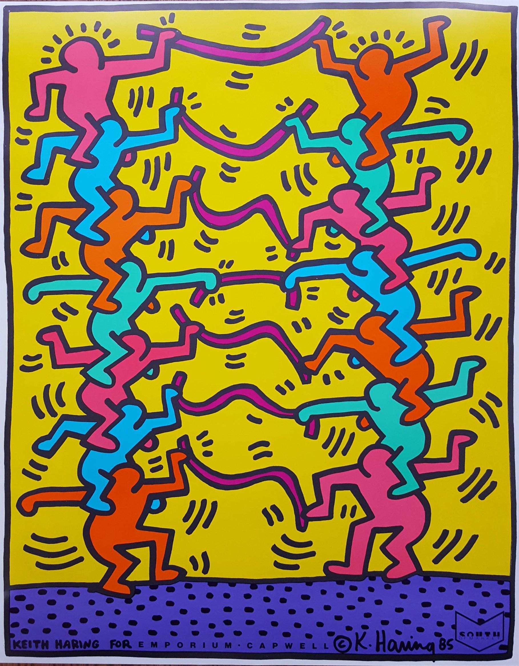 Graves International Art Keith Haring